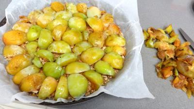 Clafoutis aux prunes jaunes - 2.1
