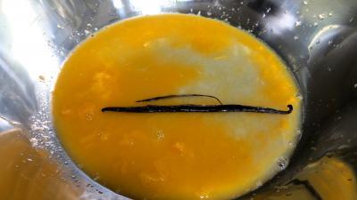 Confiture de prunes jaunes à la rhubarbe - 2.1