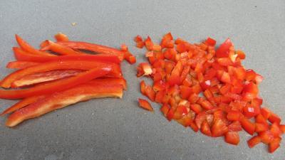Fromage blanc aux concombres en verrines - 3.1