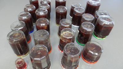 Confiture de restes de sangria aux prunes - 6.3