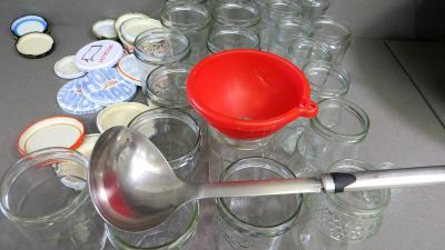 Chutney de reine-claude aux restes de mojito - 1.1