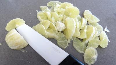 Chutney de reine-claude aux restes de mojito - 6.3