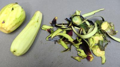 Aubergines panées aux amandes - 2.4