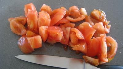 Salade de couscous aux physalis - 3.1
