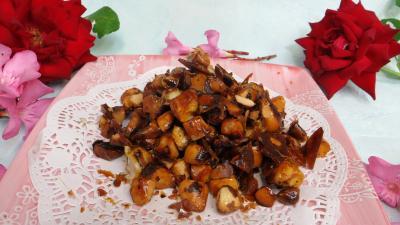 Recette Pralines aux noix du Brésil