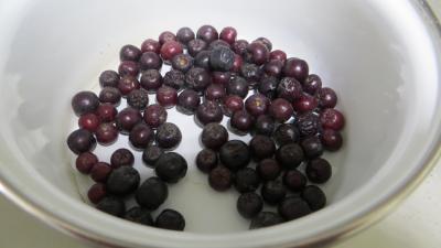Sablés aux baies d'aronia rubina - 4.2