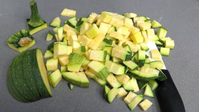 Salade de courgette - 1.3