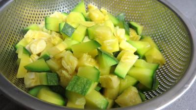Salade de courgette - 4.3
