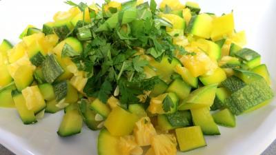 Salade de courgette - 5.1
