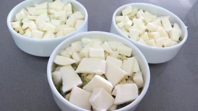 Cassolettes de poivrons au poulet épicé - 9.1