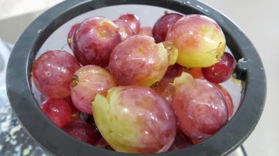 Gelée de raisins au reste de punch - 2.3