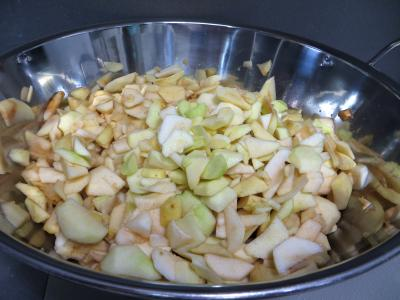 Confiture de pommes variées aux fruits secs - 3.2