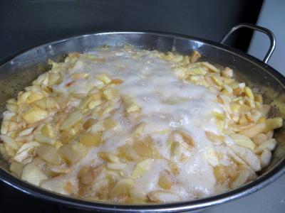 Confiture de pommes variées aux fruits secs - 5.1