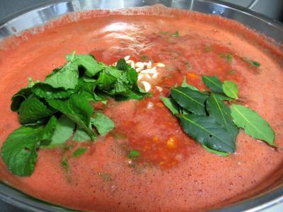 Sauce tomates aux carottes (conserves) - 6.1