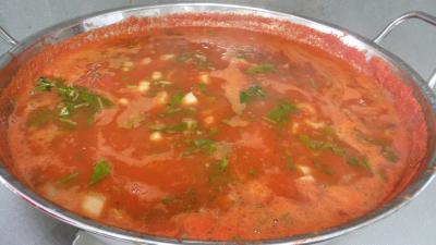 Sauce tomates aux oeufs (conserves) - 8.2