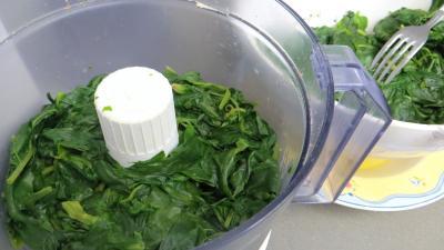 Mousseline d'épinards au mascarpone - 5.2