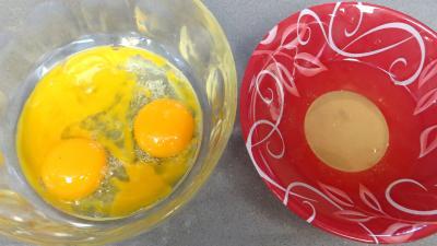 Tartelettes à la mousse aux poires - 1.1
