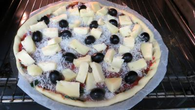 Pizza aux blettes - 5.4