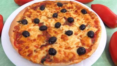 Recette Pizza aux blettes