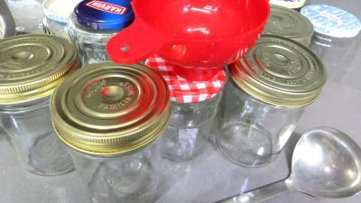Conserves de butternut et legumes aux senteurs de Provence - 1.1