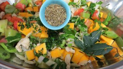 Conserves de butternut et legumes aux senteurs de Provence - 6.2