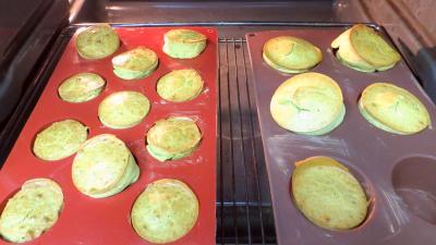 Muffins aux épinards - 3.4