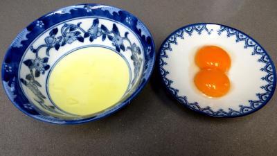 Palets à la pâte d'amande - 1.1