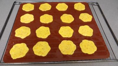 Palets à la pâte d'amande - 6.1