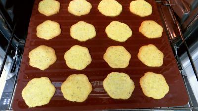 Palets à la pâte d'amande - 7.1