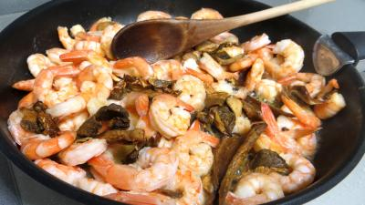 Cuillères de crevettes à la Chantilly - 2.3