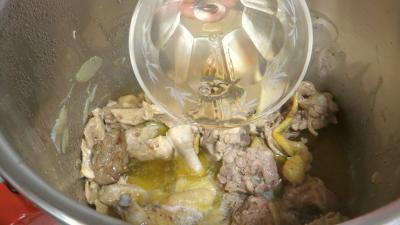 Fricassée de poulet au Champagne - 4.3