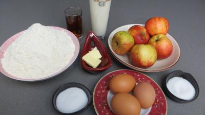 Ingrédients pour la recette : Le gouéron