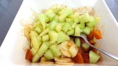 Pastèque en salade meringuée - 5.2