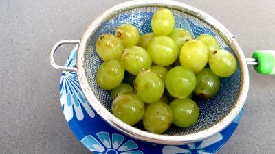 Cailles aux raisins - 6.2