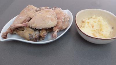 Confit de canard à la sauce soja - 1.1