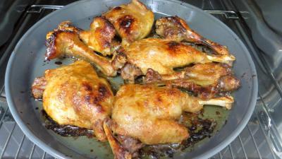 Confit de canard à la sauce soja - 4.1