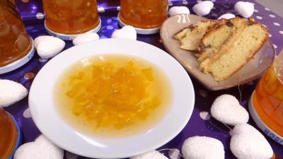 pastèque : Bocaux et coupelles de confiture de pastèques