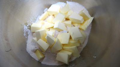 Cake à la crème de riz du Libéria - 1.3