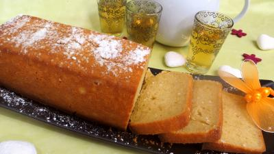 cake : Cake à la crème de riz du Libéria