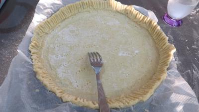 Tarte aux pommes à l'armagnac - 3.1