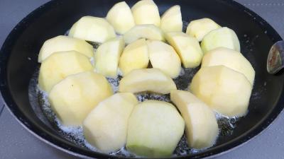 Tarte aux pommes à l'armagnac - 5.2