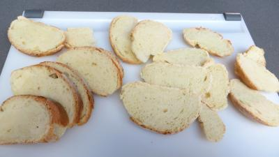 Tartines chaudes aux fromages - 4.1