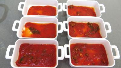 Quenelles natures à la sauce bolognaise - 3.1