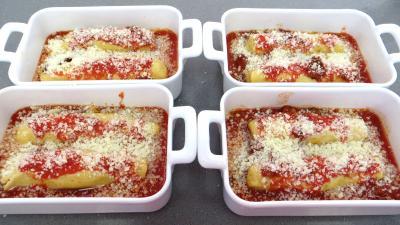 Quenelles natures à la sauce bolognaise - 5.1