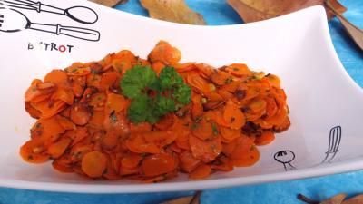 Cuisine diététique : Plat de carottes à la Flamande