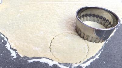 Biscuits d'abricots secs façon chinoise - 3.2