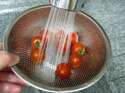 Salade de mâche aux foies de volaille et aux pommes - 2.1