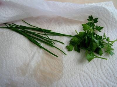 Salade de mâche aux foies de volaille et aux pommes - 3.1