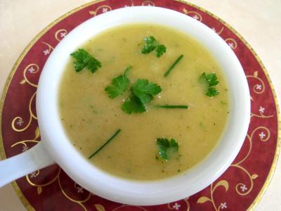 Salade de mâche aux foies de volaille et aux pommes - 5.3