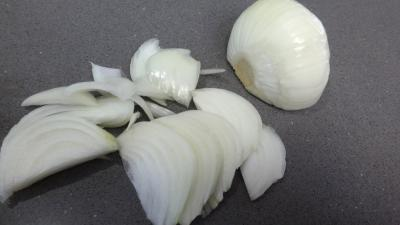 Sauté de concombre et poivrons à la chinoise - 2.4